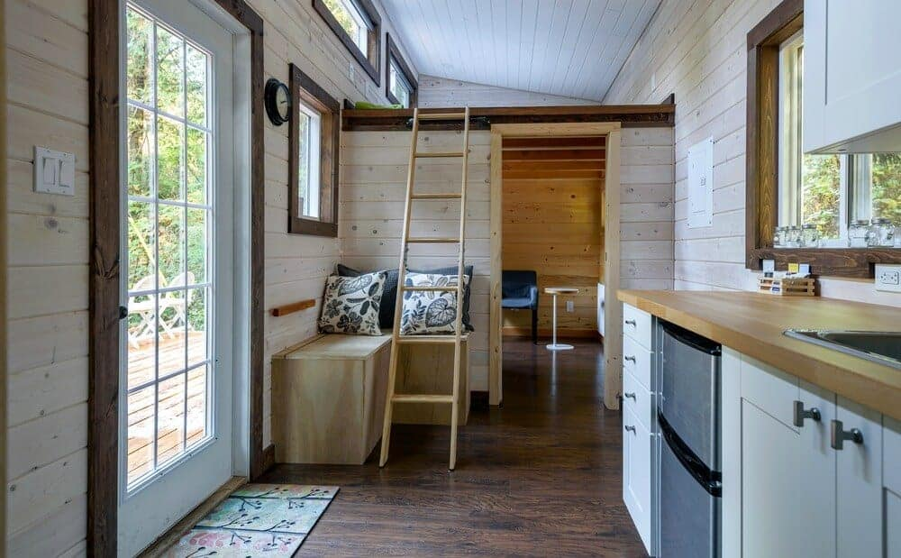 Tiny House Design Hacks to make your house seem more spacious