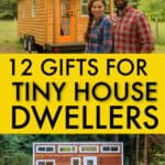 Gift ideas for tiny house dwellers