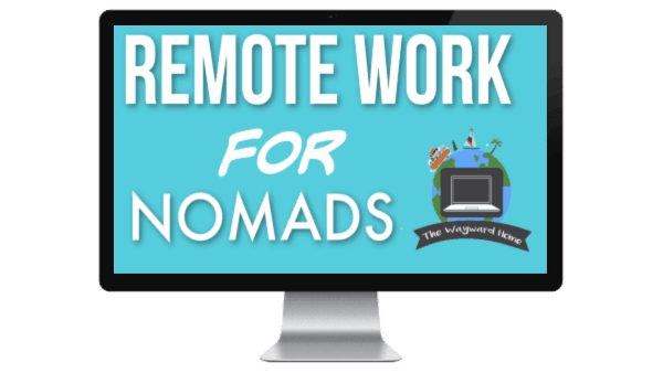 remote work for nomads