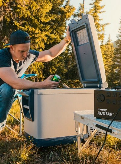 best solar generator for campervans