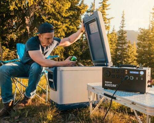 best solar generator for campervans