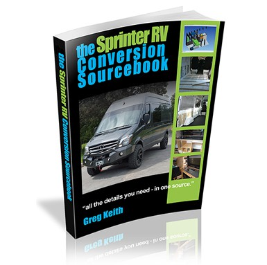 sprinter RV conversion sourcebook