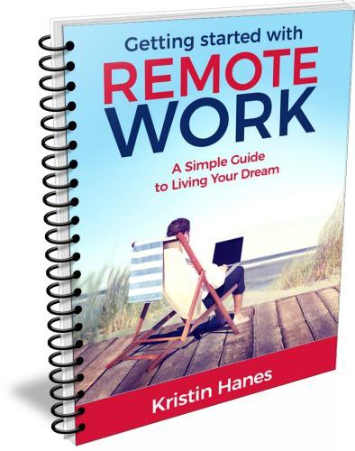 work remotely ebook