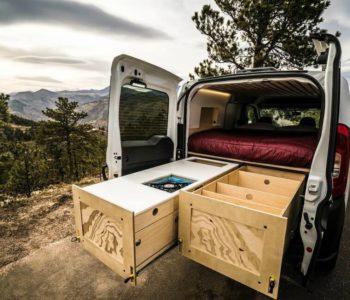 Campervan Conversion Kit: 7 simple ways to DIY your van
