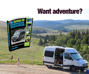 Sprinter van camper: The ultimate guide to a Mercedes