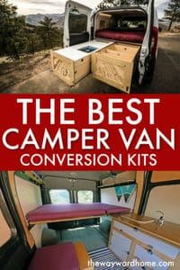 campervan conversion kits