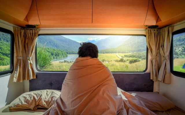 Campervan Heating: 11 hacks for staying warm this winter