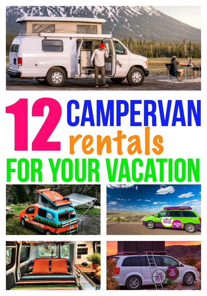 campervan rental companies