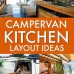 9 campervan kitchen design ideas