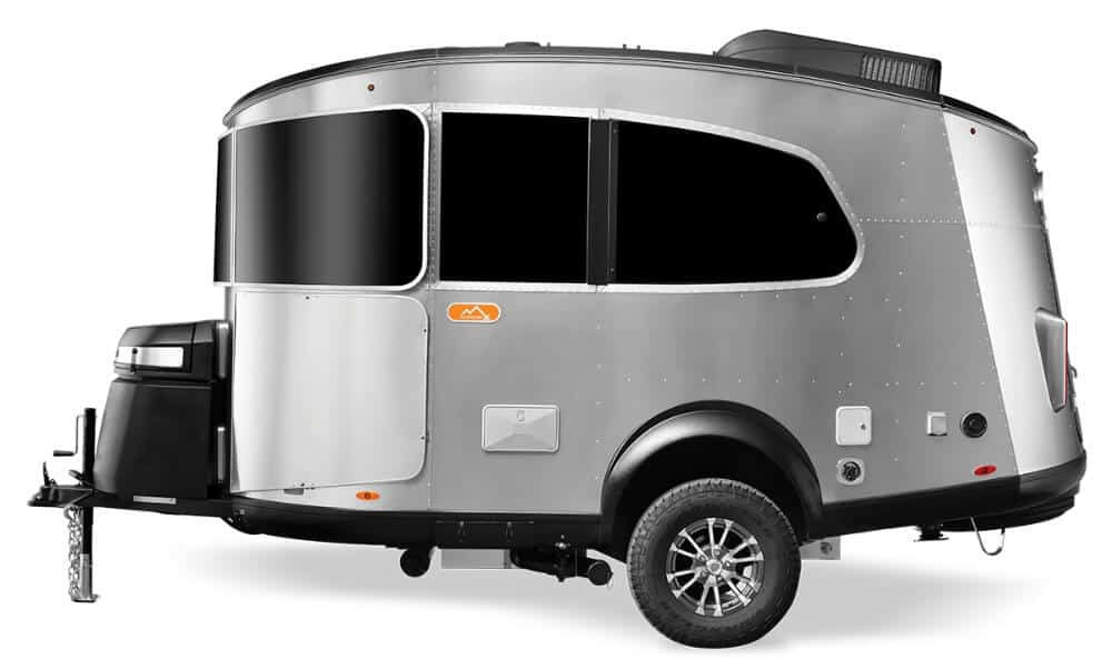 Basecamp is Airstream's Small Travel Trailer