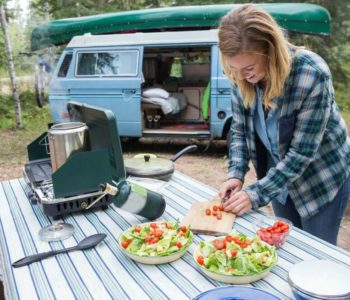 13 kitchen essentials for a campervan