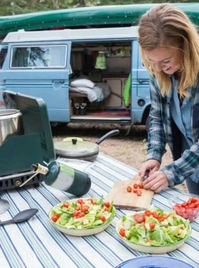 Campervan Kitchen Essentials