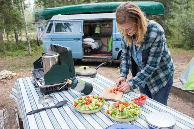 Campervan Kitchen Essentials