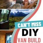 DIY VAN BUILD IDEAS