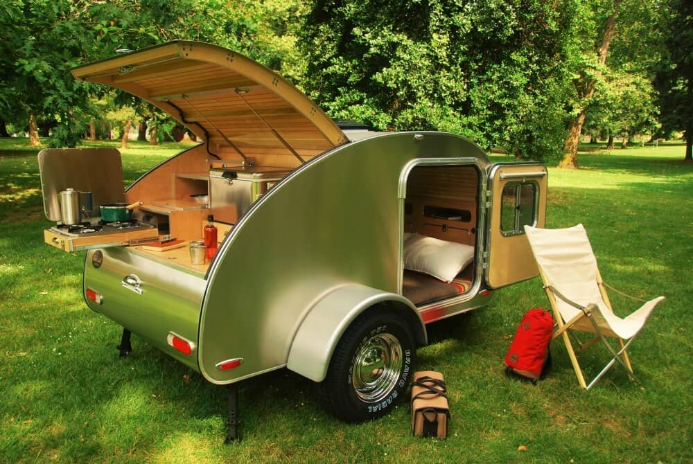 High Camp Travel Trailer