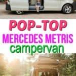Pop Top Mercedes Metris Van