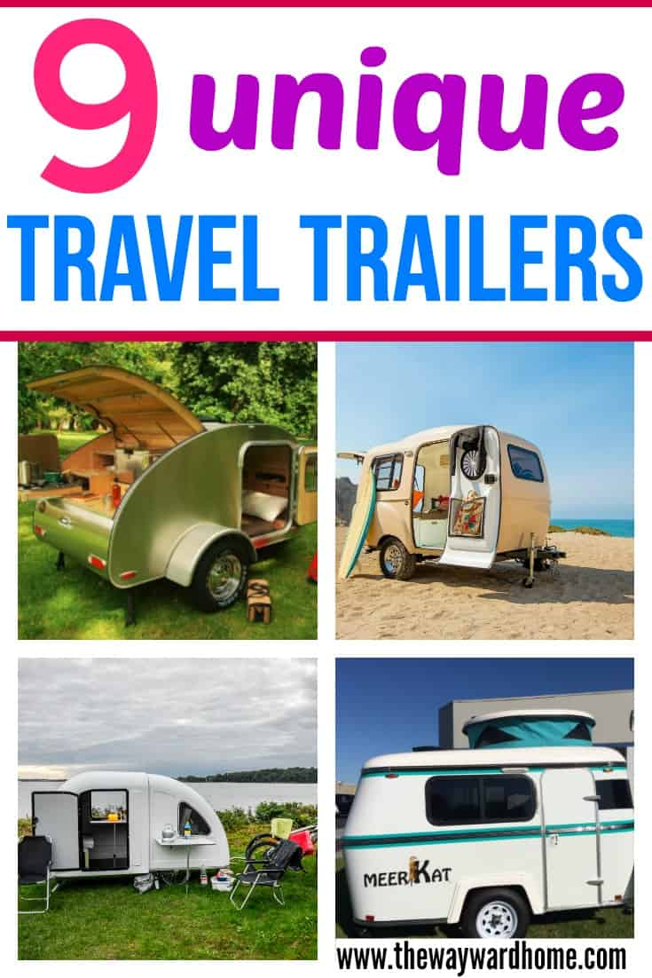 Unique Small Travel Trailers