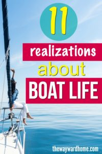11 boat life realizations