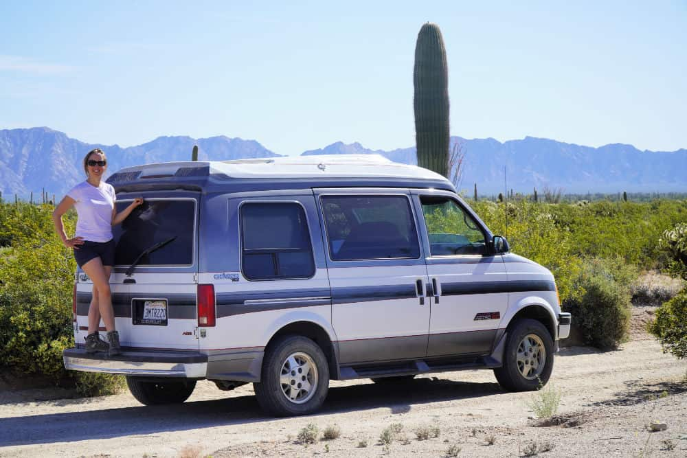 how i turned my chevy astro van into an off road camper chevy astro van into an off road camper