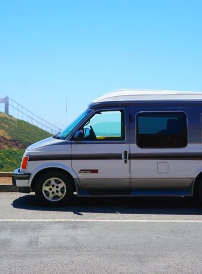 Chevy Astro Van: The perfect campervan for van life