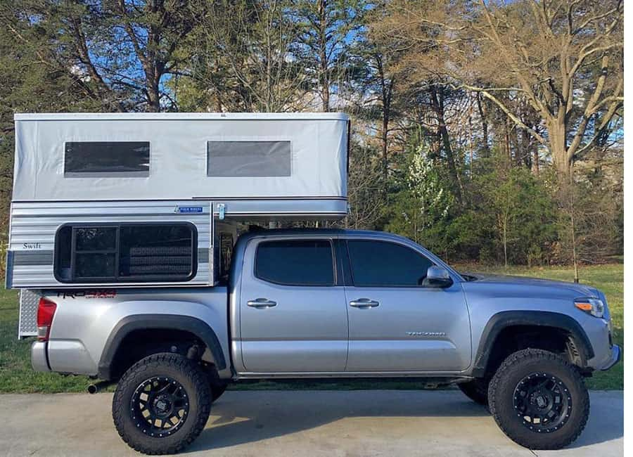 Why Pop Up Truck Campers Rock And The Best Ones To Buy The