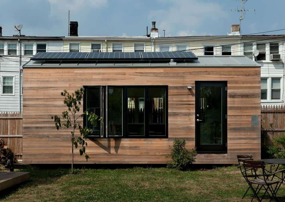 Minim Tiny House for sale - Exterior