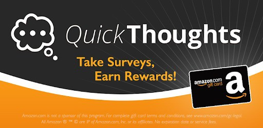 Quick Thoughts Online Survey Company Logo