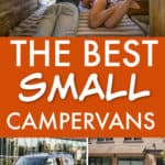 THE BEST SMALL CAMPERVANS FOR VAN LIFE