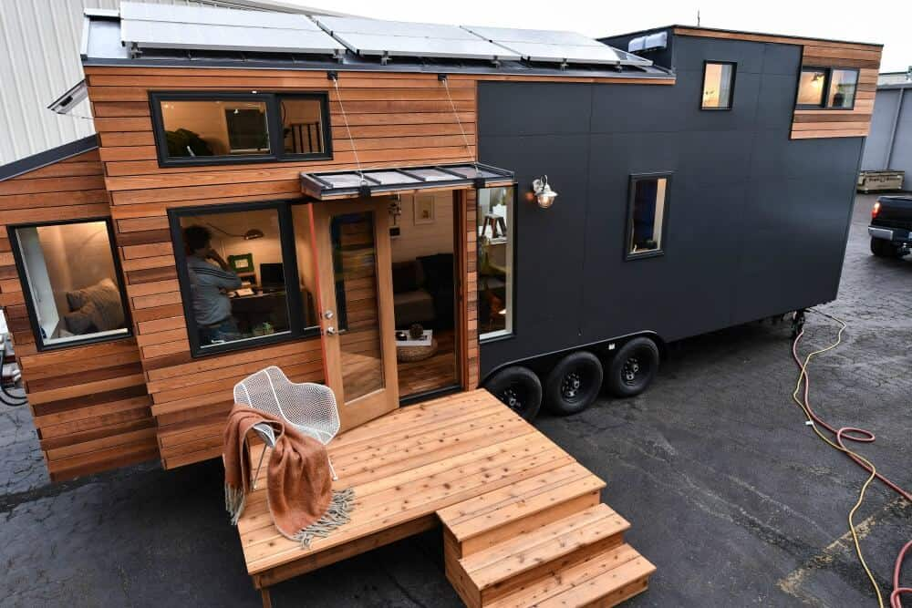 9 Top Tiny Homes For Sale In 2020 Where To Buy A Used Tiny House,Master Bedroom Paint Color For Small Bedroom Walls