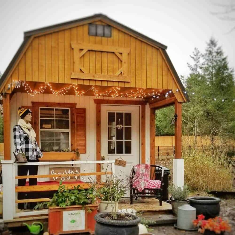 How To Turn A Shed Into A Tiny House The Wayward Home
