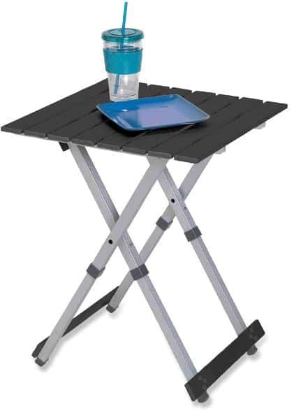 Compact Outdoor Camping Table