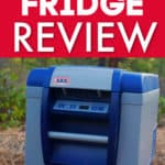 ARB 12 volt fridge review