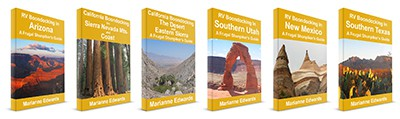 Boondocking Guides Ebooks for free camping
