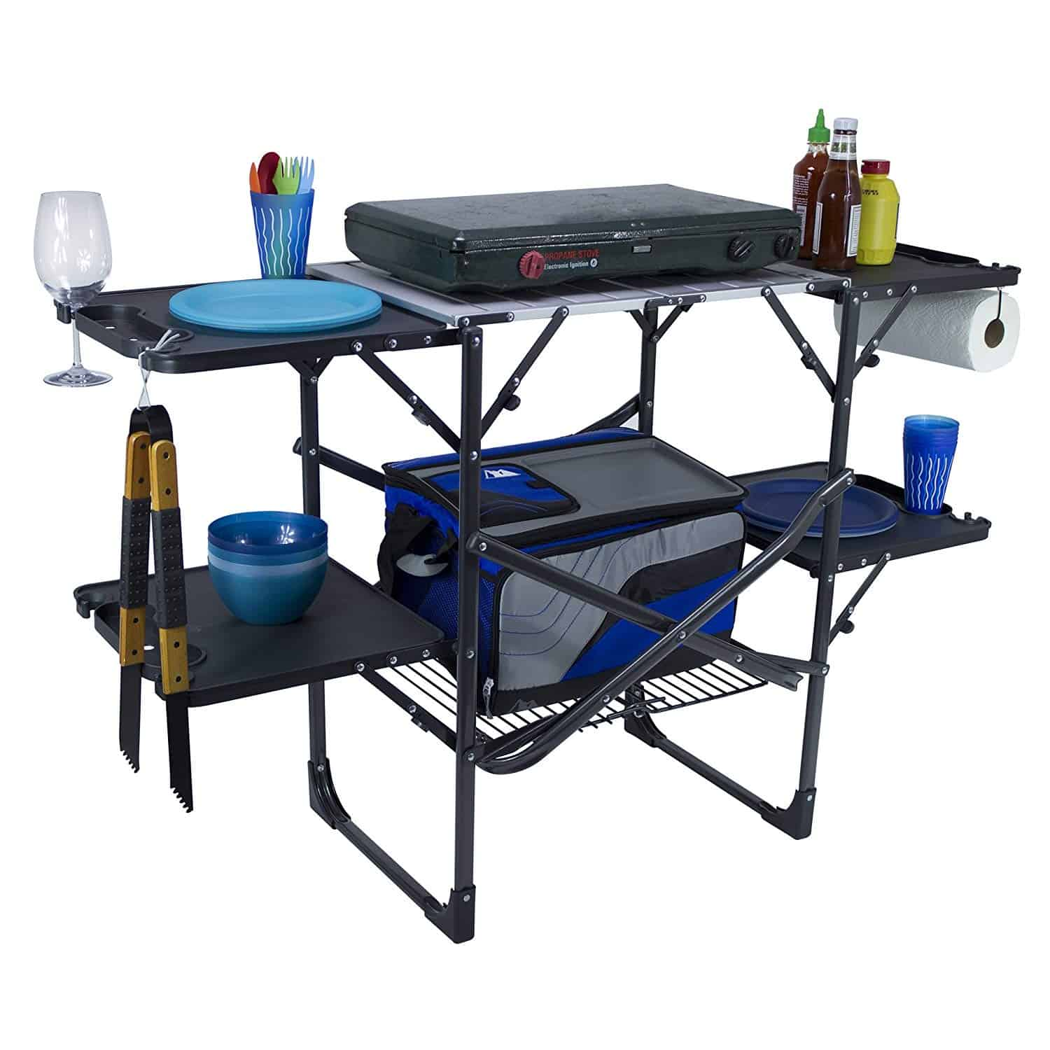 GCI Outdoor Kitchen Camping Table