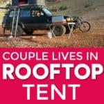 Rooftop Tente Camper
