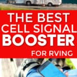 the best cell signal booster for RVing