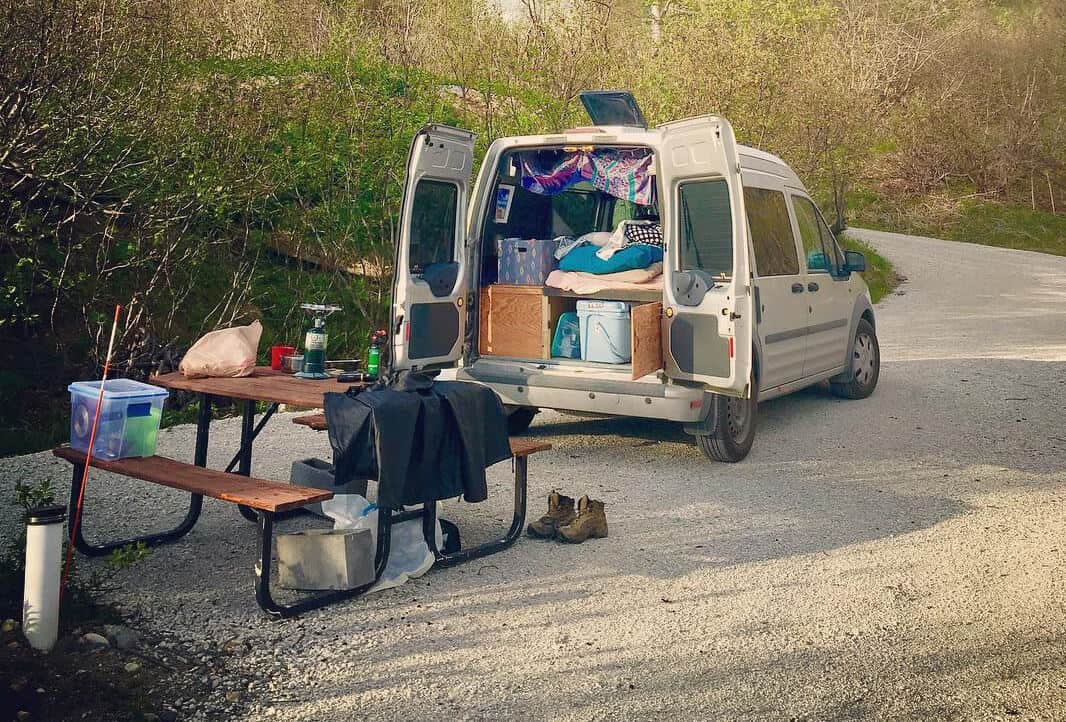 Ford Transit Connect Camper >> Why A Ford Transit Connect Camper Rocks For Van Life The