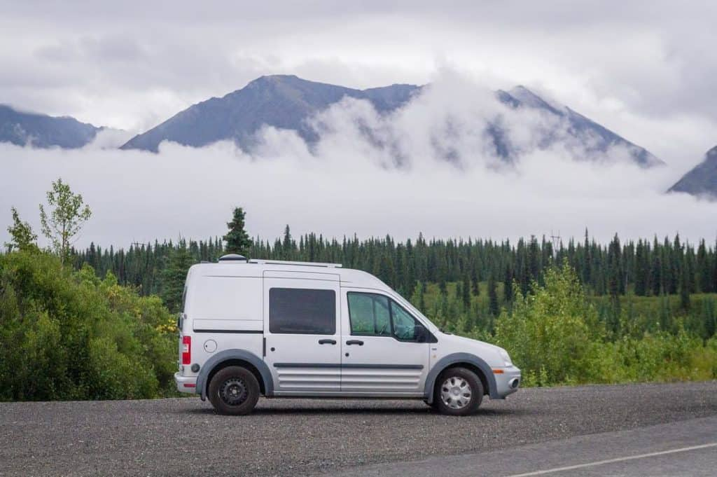 Is a Ford Transit Connect Camper Good for Van Life? [Conversion Examples]
