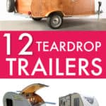12 awesome teardrop trailers