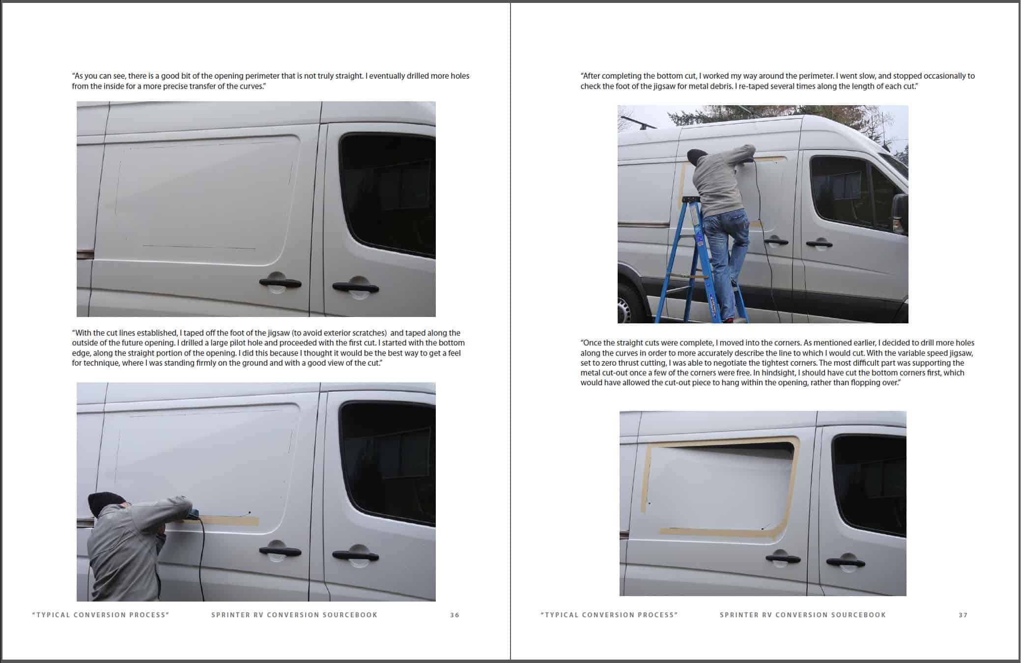 DIY your campervan with this cheap guide - The Wayward Home