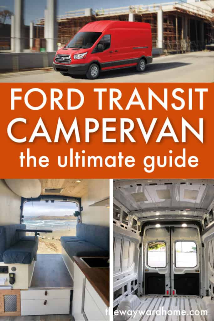 Ford Transit Camper Van Conversion