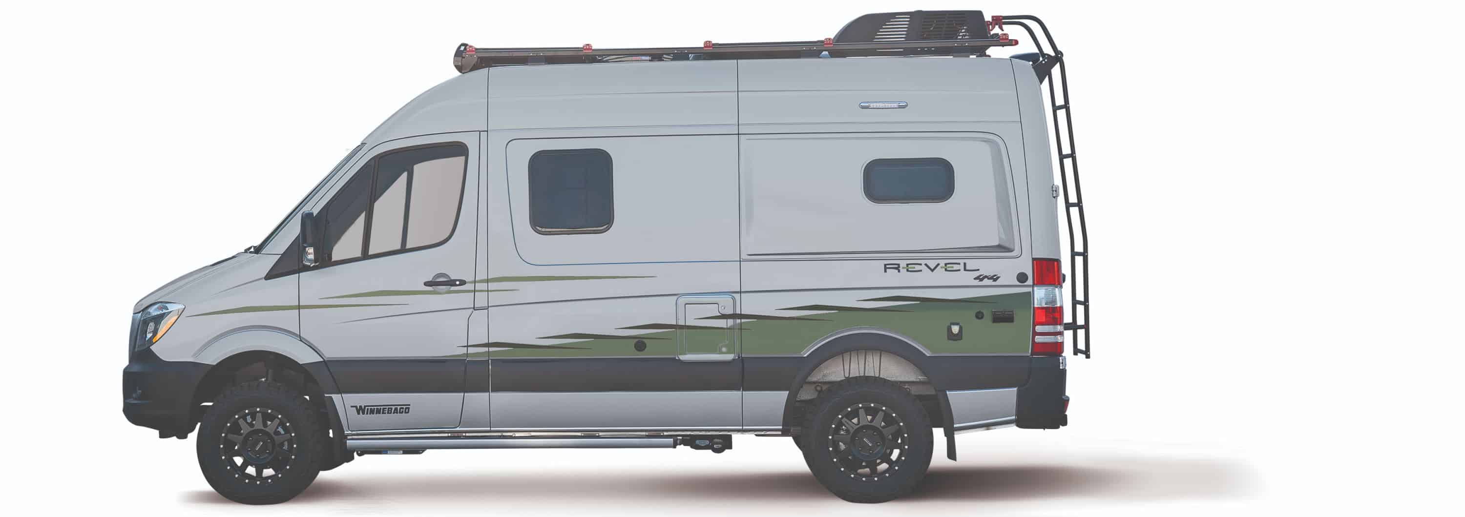 The Winnebago Revel small RV