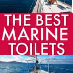 THE BEST MARINE TOILETS FOR SAILBOATS