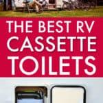 THE BEST CASSETTE TOILETS FOR RVING
