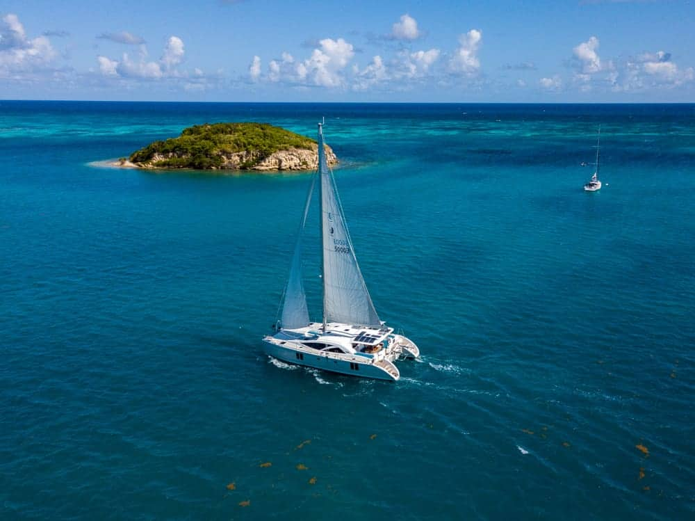 the best catamaran sailboats