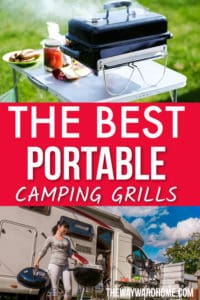 the best portable grills for camping