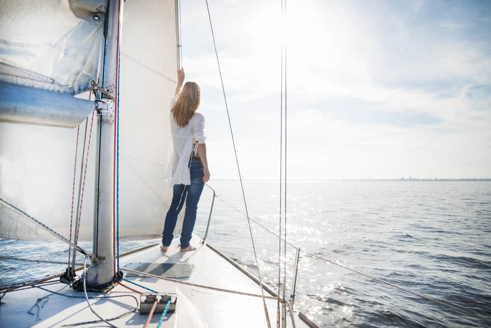 A sailboat air conditioner is great for hot climates