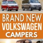Volkswagen camper vans are making a comeback