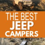 THE BEST JEEP CAMPERS FOR OFF ROADING