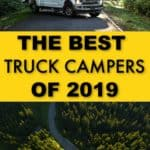 The best truck campers of 2019